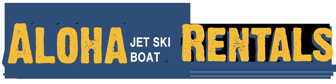 Aloha Jet Ski and Boat Rentals